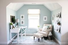 home- cozy office nook feminine home office organized home office small office decorating farmhouse office - March 16 2019 at Office Nook, Home Office Space, Home Office Design, Home Office Furniture, Home Office Decor, Office Ideas, Home Decor, Office Designs, Office Workspace