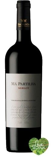 Ma Partilha Merlot Red Wine 2008