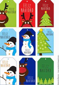 Christmas Gift Tags Printable, Christmas Tag, Christmas Crafts, Cake Banner, Cool Drawings, Gift Wrapping, Holiday Decor, Cards, Gifts