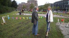 Landbouwproject Laan Op Zuid, Rotterdam.