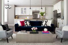 Утонченный дизайн от JWS Interiors | Пуфик - блог о дизайне интерьера