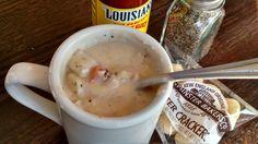 Fahlstrom's clam chowder