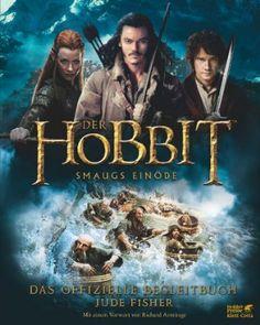 Der Hobbit: Smaugs Einöde - Das offizielle Begleitbuch: Amazon.de