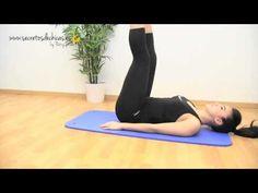 Rutina ejercicios para trabajar la parte interna del muslo