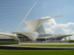Milwaukee Art Museum... can't get enough of it!