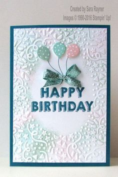 Party wishes confetti card