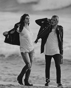 Bradley Soileau makes a return in Lana Del Rey's new music video! (From Born To Die & Blue Jeans)