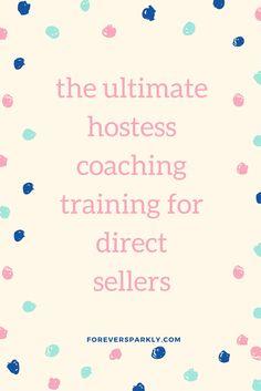 Hostess Coaching For