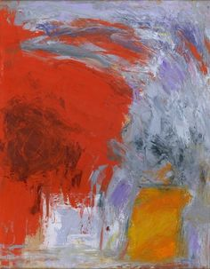 PAINTING #3, 1960 Oil on board, 12 x 9 inches  http://seattleartresource.com/okada.html