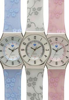 Nurse Mates Vine jelly watch.