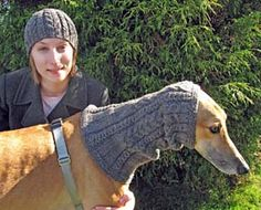 Ravelry: A Girl and Her Dog (HT-027) pattern by Lisa Carnahan