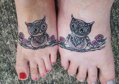 53 Insanely Creative Matching Tattoo Ideas