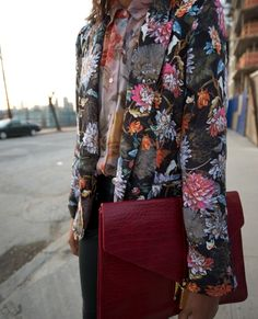 floral street-style