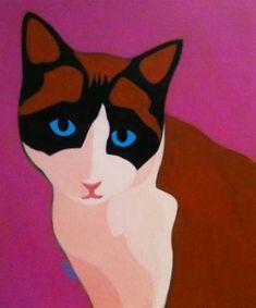 Vicky Boatright (BZTAT) | Siamese Mix