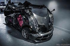 Pagani Huayra Carbon Edition | Flickr - Photo Sharing!