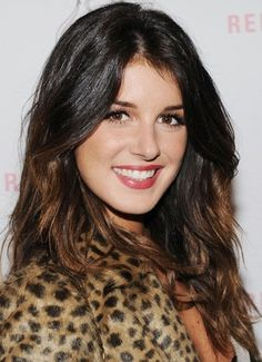 A very subtle ombre. Perfect for the conservative professional or the laid-back hippy. This looks is fun and fabulous without over doing it. #haircolor #brunette #ombre