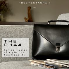 THE P.144 - PERFECT FUSION OF STYLE AND FUNCTIONALITY