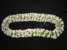 Gardenia Lei - got this at my hs grad but haven't seen one since! Was soo beautiful and smelled so wonderful!