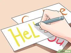 Image intitulée Teach a Dyslexic Child Step 1
