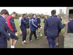 Uefa B Licence Sessions — Keepitonthedeck