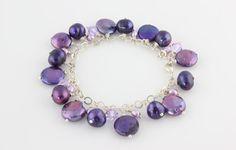 Rebekah Anne Designs Freshwater Pearl Bracelet
