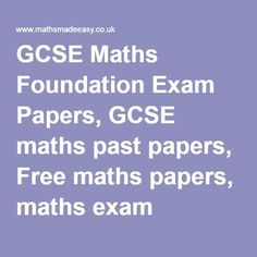 Find AQA GCSE Maths past papers and their mark schemes as well as specimen papers for the new GCSE Maths course levels Aqa Gcse Maths, Igcse Maths, Gcse Maths Revision, Maths Exam, Exam Revision, Assessment, Revision Tips, Revision Notes, Gcse Maths Past Papers