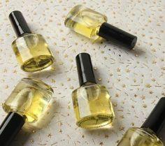 Как приготовить масло для кутикулы
