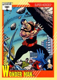 Trading cards from comic books, including Marvel, DC Comics, Image and more. Punisher Marvel, Nightcrawler Marvel, Iceman Marvel, Marvel Comics, Marvel Comic Books, Marvel Vs, Comic Books Art, Marvel Universe, Phoenix Marvel