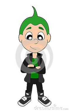 Download Punk Boy Cartoon Royalty Free Stock Images for free or as low as 4.22 Kč. New users enjoy 60% OFF. 20,076,916 high-resolution stock photos and vector illustrations. Image: 35446189