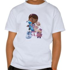 Doc McStuffins and Her Animal Friends Tshirt