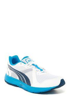 Puma Descendant V2: White/Blue