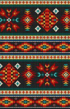 New fabric #tribal