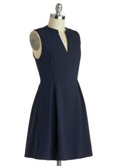 Handbell Ensemble Dress, #ModCloth | $52.99 - cheaper than the Kate Spade version.