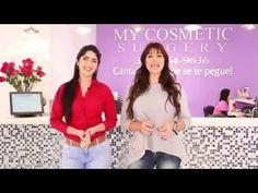 Ali Sánchez reporta desde My Cosmetic Surgery Miami y habla del aumento de senos - YouTube