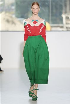 Jose Font para Delpozo SS15 Semana de la moda de Nueva York.