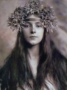 Rudolf Eickemeyer - Evelyn Nesbit, 1902