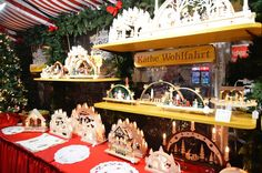 Kathe Wohlfahrt <3 I went here to buy my mom's ornament from die heimat.