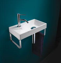 Cloakroom Basins : Rush Basin