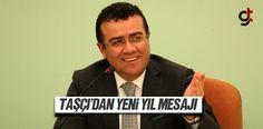 Atakum Belediye Başkanı İshak Taşçı'dan Yeni Yıl Mesajı