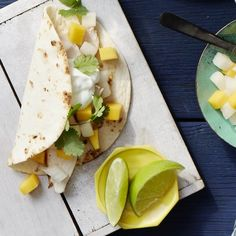 Try one of these delicious and easy taco recipes for a healthy meal everyday of the week. Healthy Taco Recipes, Chicken Taco Recipes, Healthy Tacos, Chicken Tacos, Turkey Recipes, Lunch Recipes, Summer Recipes, Lunch Meals, Healthy Food