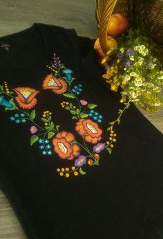 Folk & flower.Ručne maľovaný textil. byzuzy@gmail.com