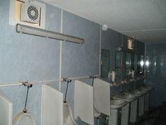 Ablution Unit Interior - Portable / Chemical Toilet - www.modestcompany.com