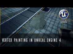 TUTORIAL] UE4 Vertex Painting