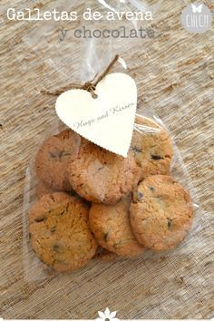 Recipe Baking Desserts Chocolate Chip Cookies 31 Ideas For 2019 Baking Packaging, Dessert Packaging, Cookie Packaging, No Bake Chocolate Desserts, No Bake Desserts, Chocolate Chip Cookies, Dessert Recipes, Baking Desserts, Cookie Gifts