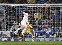 Ramos making a goal!