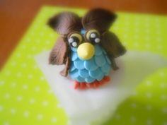 Little owl tutorial