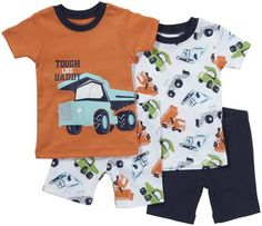 Carters 4-Piece Cotton - Free Shipping