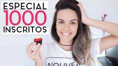 ESPECIAL 1000 INSCRITOS! | Bate-papo: O que eu aprendi com o canal