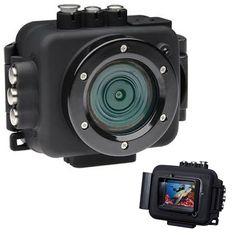 Intova Aktion-Video-Kamera Edge-X mit Gehäuse 60m | TauchShop | Intova Sport Pro HD | Intova UW-Kamera |EDGE X ist die neue Foto- und Video-Kamera von INTOVA! Sie bringt einen neuen Standard auf den Markt der Unterwasserkameras. Die EDGE X ist DIE Action-Video-Cam mit integrierter Fotofunktion und Blitzauslöser auf dem Markt. Klein, Kompakt und Multifunktional.
