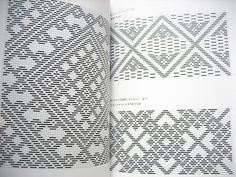 9784579112654 kogin embroidery book.  kogin is kind of traditional embroidery from the northern part of japan. originally used as a form of darning or reinforcing work clothes, the patterns became and beautiful and intricate decoration. like the related embroidery sashiko, kogin is most commonly done with white thread on a indigo blue background.    this wonderful book combines kogin technique and practical projects. the process of creating the stitches....